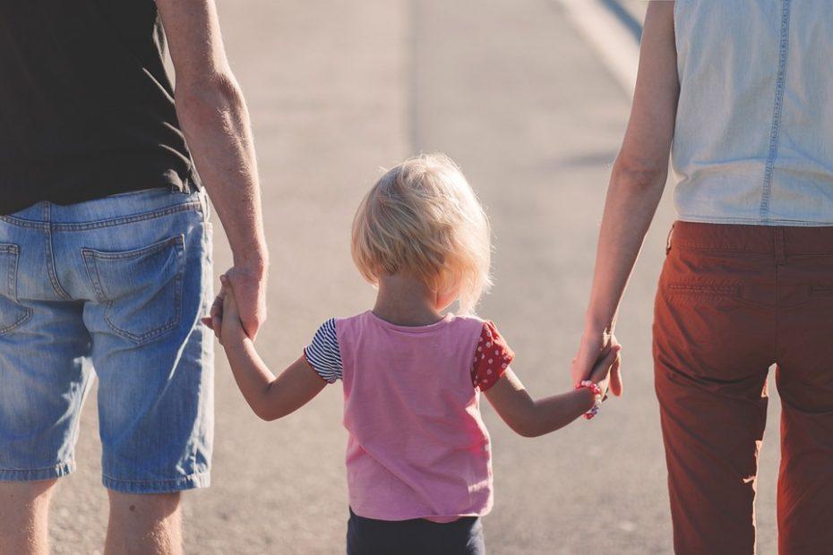 Ouders kind gezin IMH Nederland
