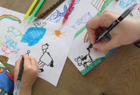 Samen-tekening-maken IMH Nederland