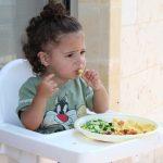 Eetproblemen bij jonge kinderen
