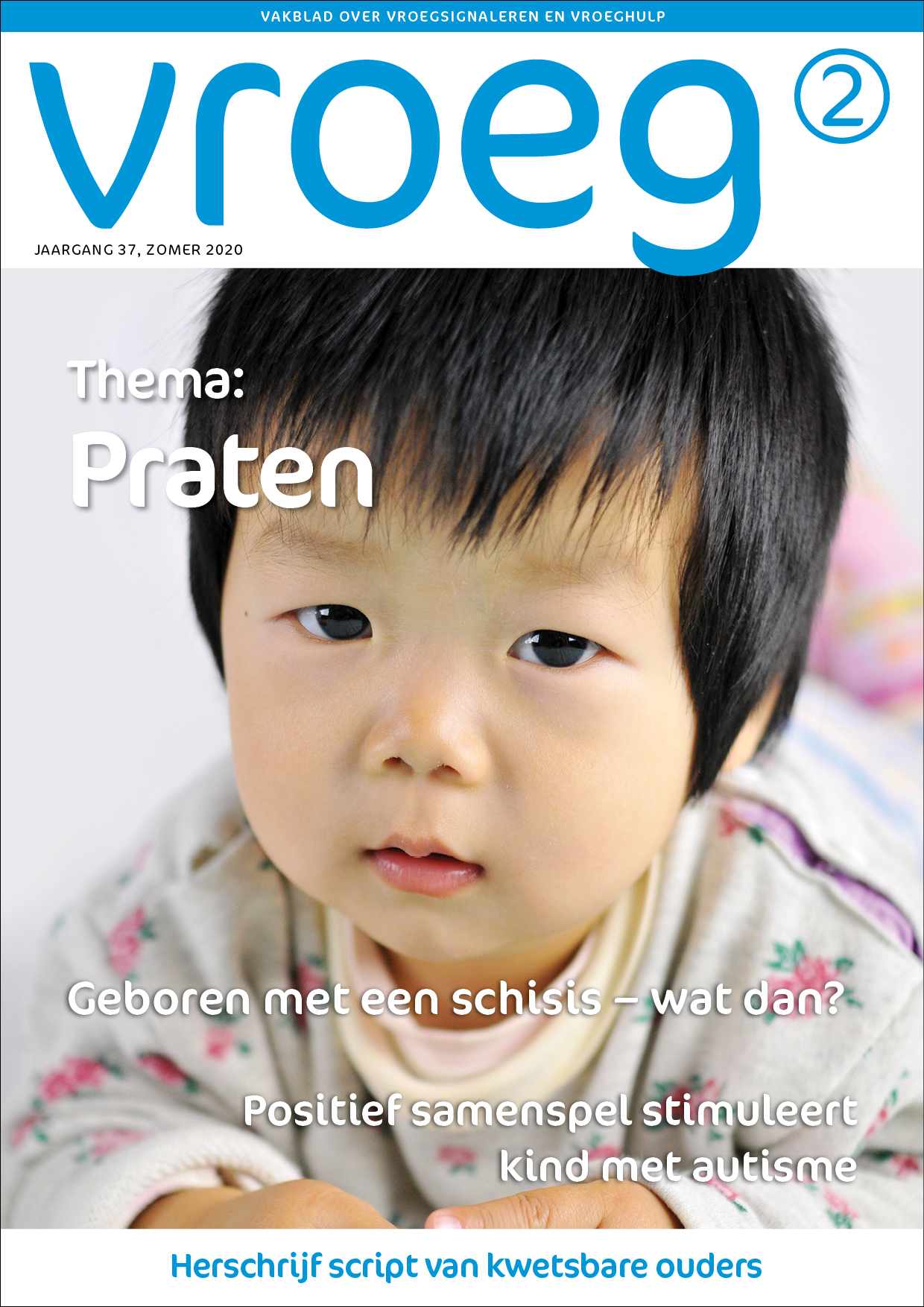 Cover zomereditie VROEG