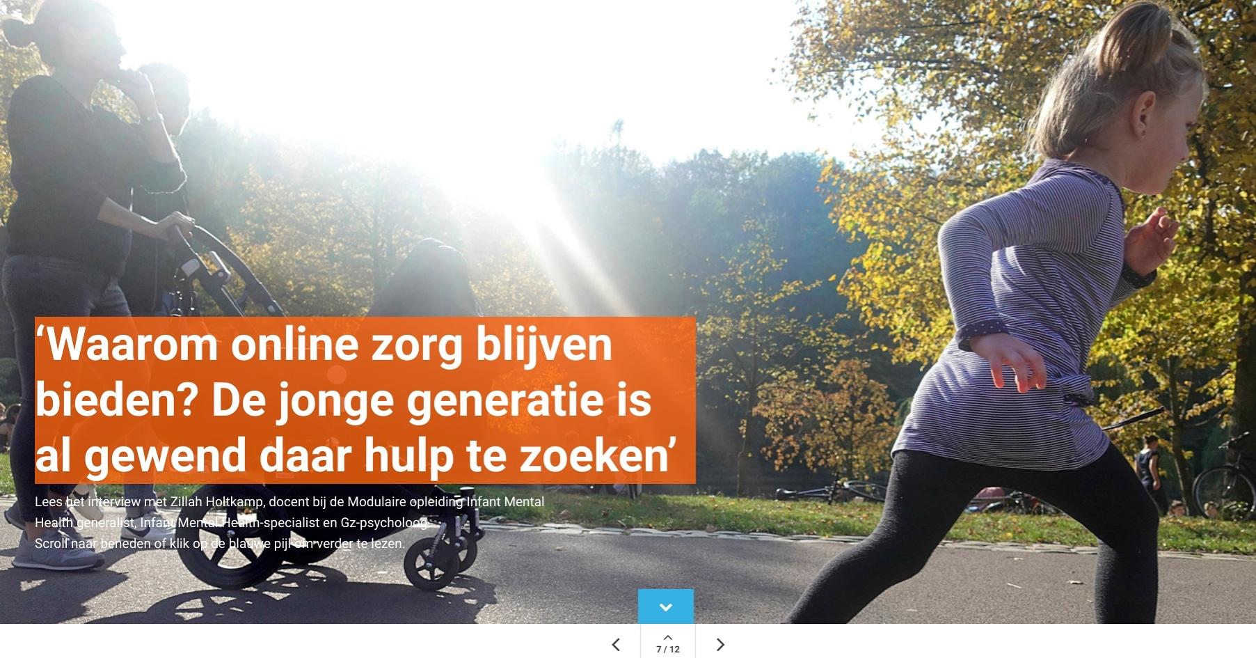 Zillah interview RINO IMH Nederland