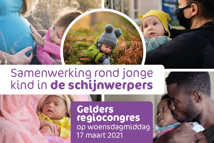 Meld je nu aan voor ons regiocongres in Arnhem!